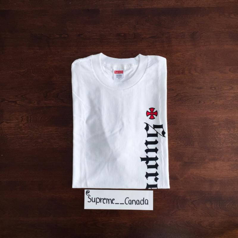 ac96656182b Supreme x Independent Trucks Tee White Size Large • T-Shirts • Strictlypreme