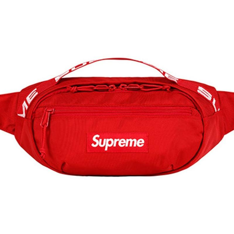 1f0c24feca3d FREE SHIPPING SS18 Week 1 Supreme Waist Bag (red) • Bags • Strictlypreme