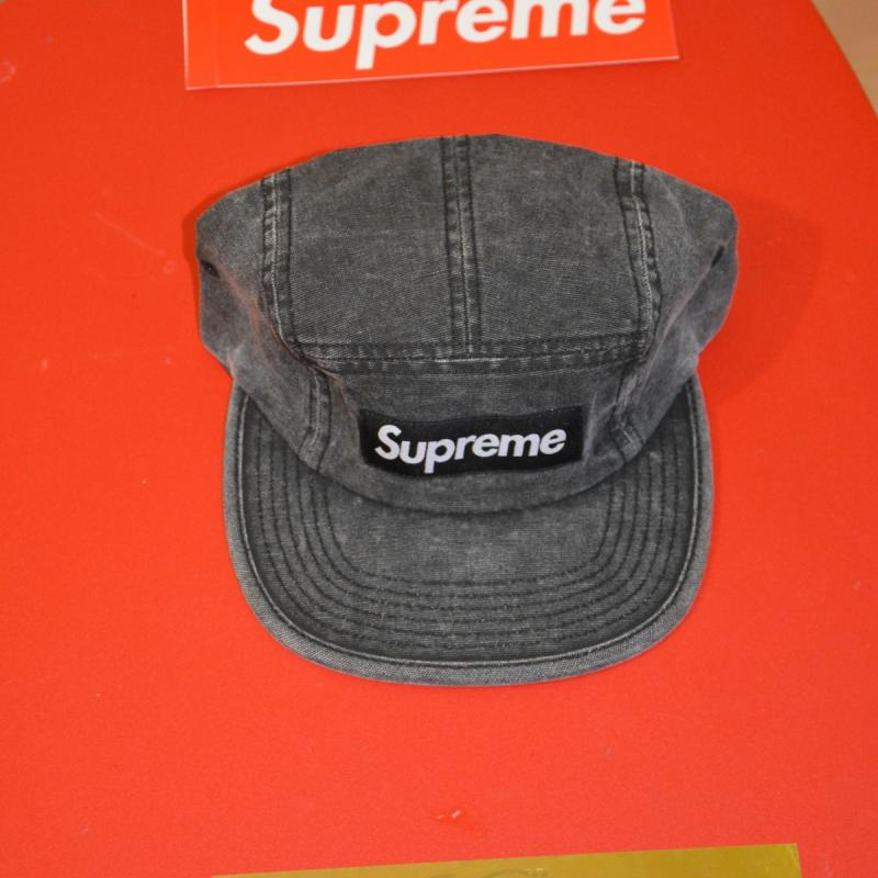 2de0932c972 Washed Canvas Camp Cap • Hats • Strictlypreme