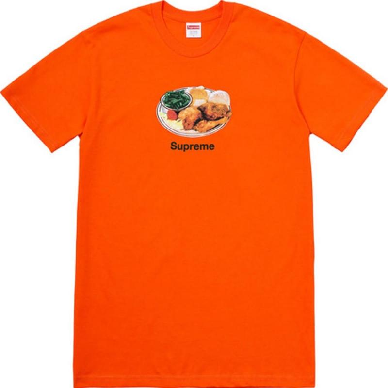 aef28ed0f0bb Supreme Chicken Dinner Tee • T-Shirts • Strictlypreme