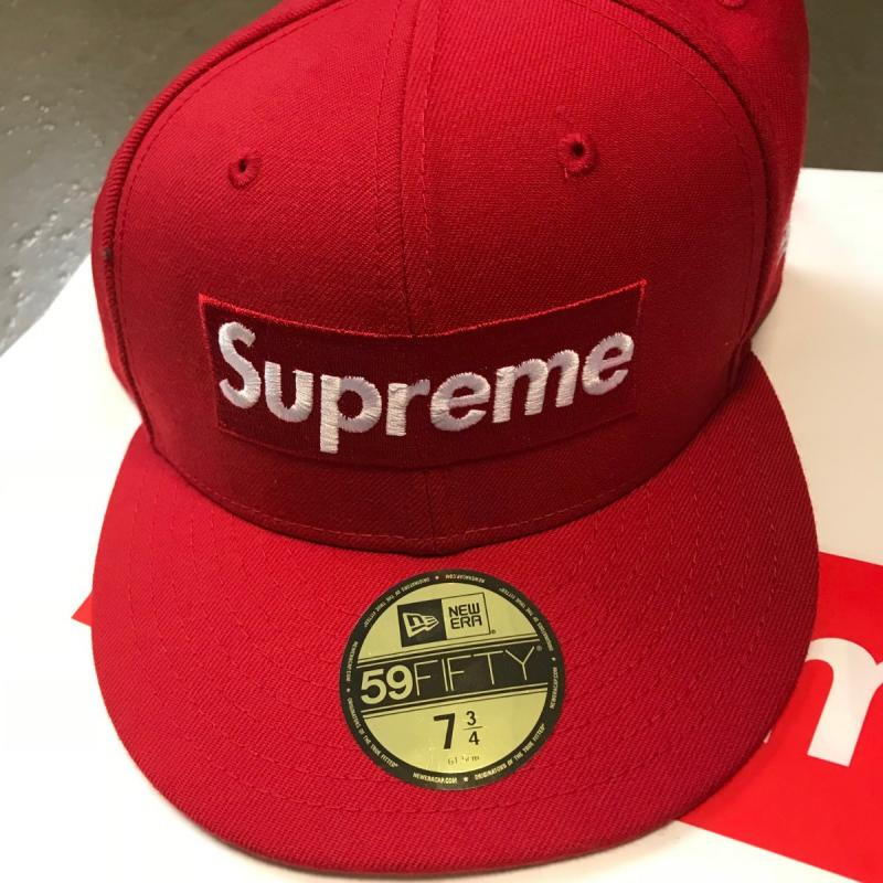 91ac1260311 Supreme New Era Playboy hat • Hats • Strictlypreme