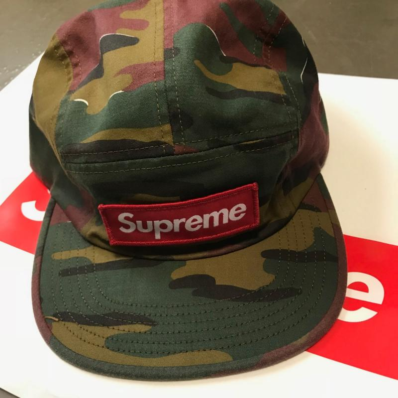 cf594062 Supreme Military camp hat SS/18 • Hats • Strictlypreme