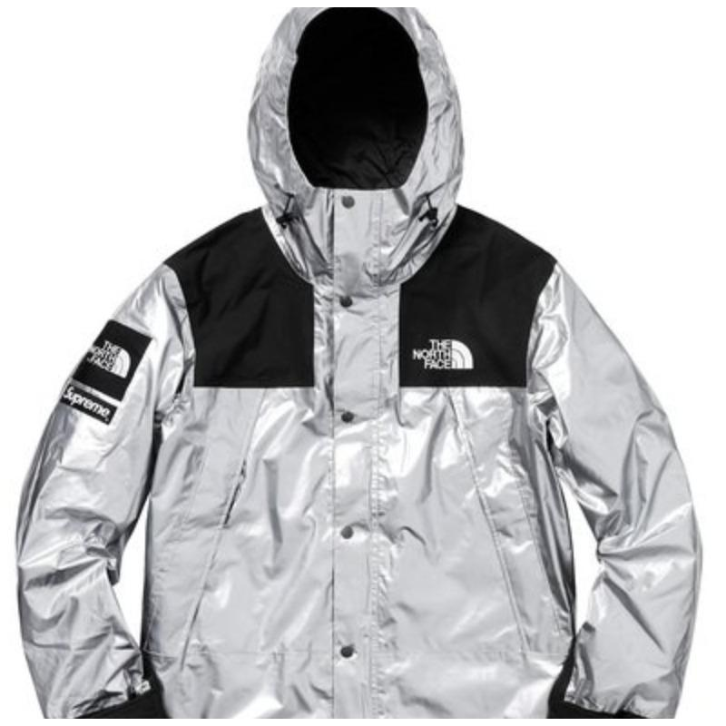 c281377a3 Supreme x The North Face Metallic Mountain Parka • Jackets ...