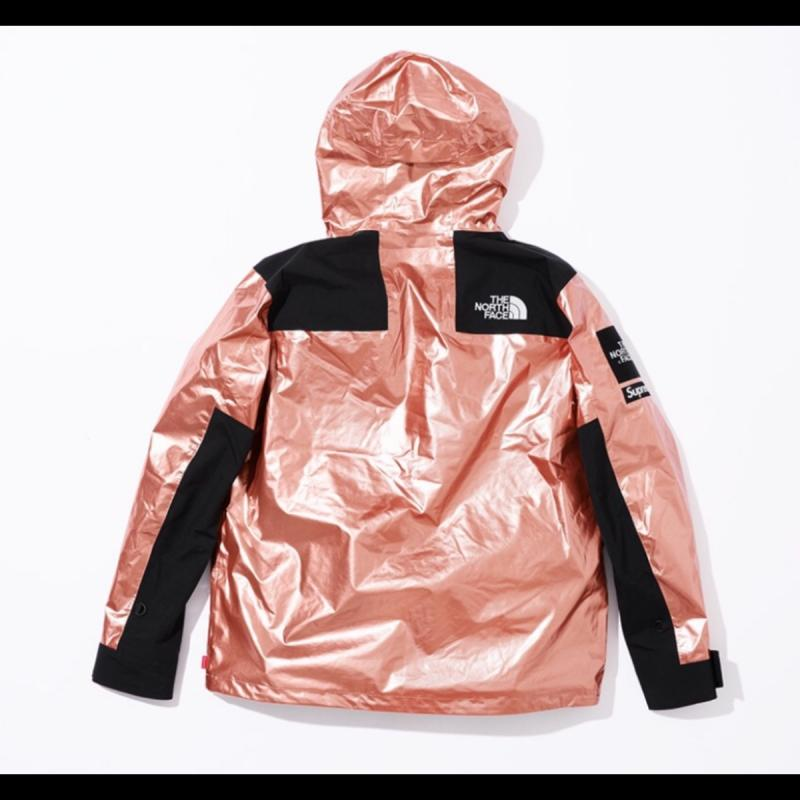 Supreme® The North Face® Metallic Mountain Parka Rose Gold • Jackets •  Strictlypreme b1469cb8a