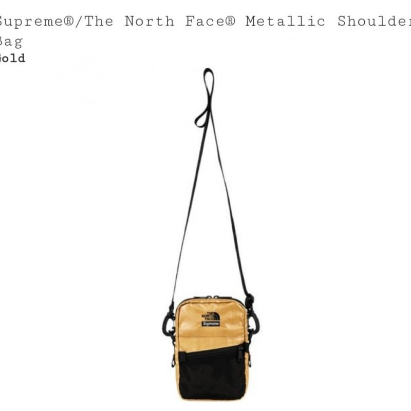 c238a10ee Supreme x The North Face Shoulder Bag • Bags • Strictlypreme