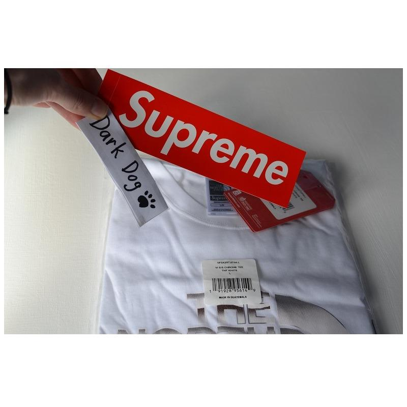 230fff86 Supreme x The North Face Tee (White, Large) • T-Shirts • Strictlypreme