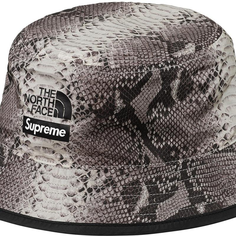 bc6422d696ee3 Supreme The North Face Snakeskin Packable Reversible Crusher Black ...