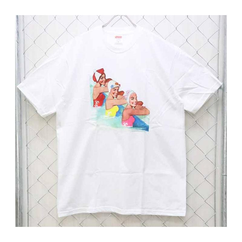 922eda963d58 Supreme 18SS Swimmers Tee b11863 • T-Shirts • Strictlypreme