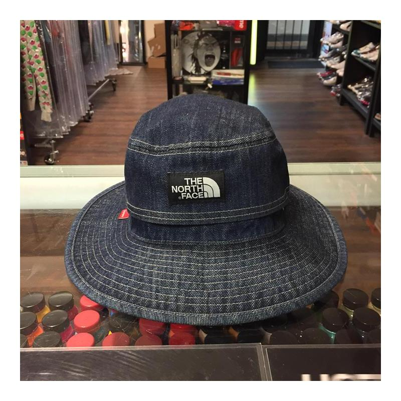 81723dad6f1 2015 Supreme The North Face TNF Bucket Hat Denim • Hats • Strictlypreme