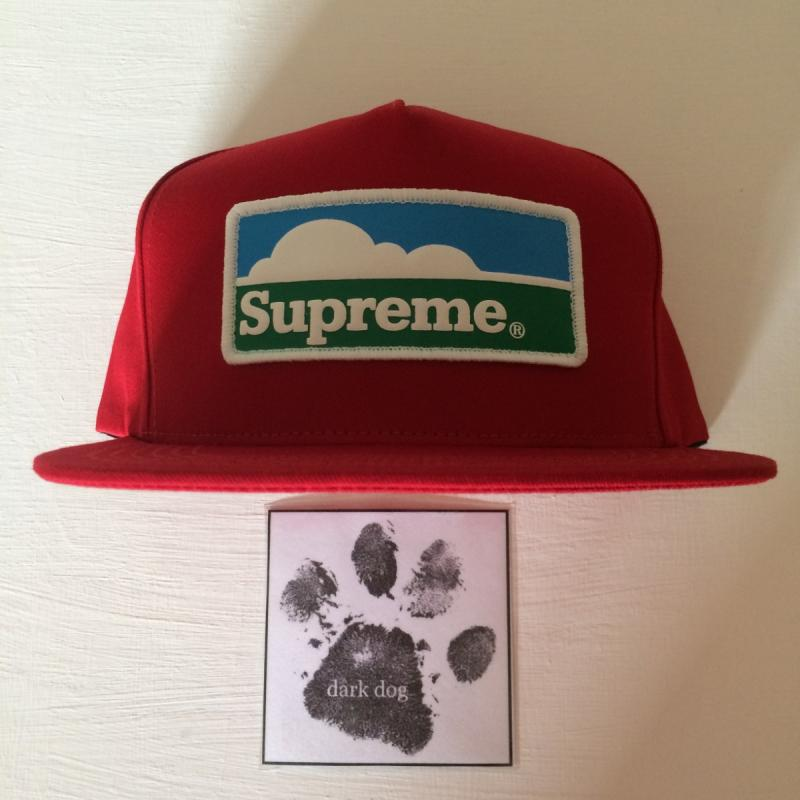 3dd98e0d Supreme Horizon 5 Panel Cap 34Farmland • Hats • Strictlypreme