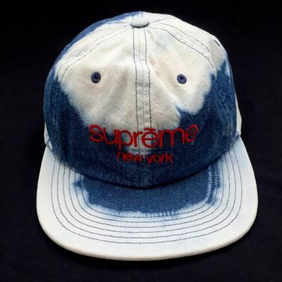 b14e13018fc Supreme Multicolor Denim Camp Cap SS18  SOLD OUT  ORDER CONFIRMED ...