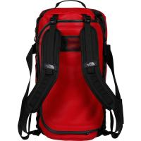 Supreme The North Face Leather Base Camp Duffel Red | Image 2