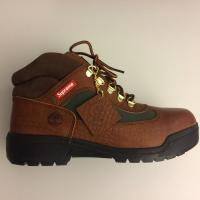 Supreme x Timberland Field Boot Brown 9US | Image 1