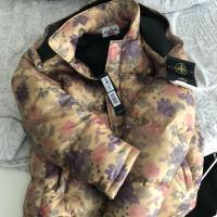 Stone island X Supreme Puffy Jacket Copper colorway | Image 1
