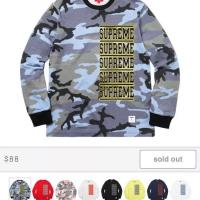 Supreme Stacked L/S top  | Image 1