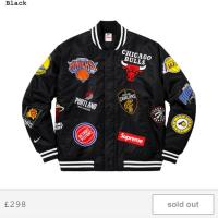 Supreme NBA Nike warm up jacket • Jackets • Strictlypreme 46e14fdbc