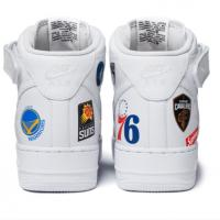 Supreme x Nike x NBA Teams Air Force One Mid | Image 4