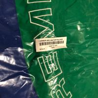 BRAND NEW WITH TAGS SUPREME CORNER ARC JACKET BLUE/GREEN | Image 2