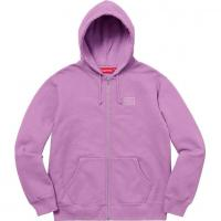 Supreme World Famous Zip Up Violet SZ XL | Image 1