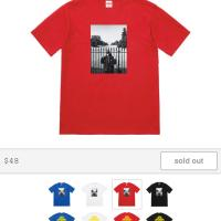 Supreme undercover public enemy white houss tee  | Image 1