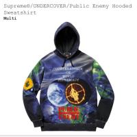 Supreme public enemy undercover hooded sweatshirt | Image 1