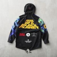 Supreme®/UNDERCOVER/Public Enemy Taped Seam Parka | Image 2