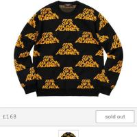 Supreme/undercover/Public Enemy sweater | Image 1