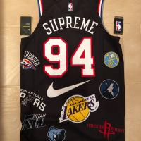 Supreme x Nike x NBA Teams Authentic Jersey SS18 | Image 2