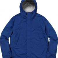 Supreme Taped Seam Jacket Large Deadstock Royal Blue | Image 1