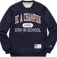 Supreme x Champion Stay In School | Image 1