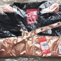 Supreme x The North Face Rose Gold Parka SMALL | Image 1