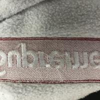 Box logo hoodie XL red on grey  | Image 4