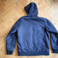 Supreme Red Built Hooded Work Jacket Fall/Winter 2008, Blue, Large | Image 3