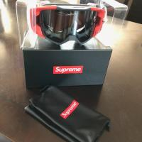 Supreme/Fox racing VUE goggles red  | Image 1