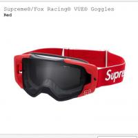 Supreme®/Fox Racing® VUE® Goggles (Red) *CONFIRMED ORDER* DEADSTOCK *SOLD OUT* | Image 1