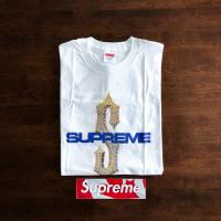 Supreme Diamonds Tee White Size Large Brand New Canada | Image 1