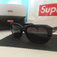 Supreme Booker Sunglasses - Black | Image 2