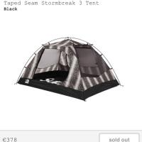 Supremethe north face snakeskin taped seam tent black stormbreak 3 | Image 1