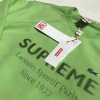 Supreme Lacoste sweatshirt  180 pounds  with ship through PayPal | Image 1