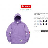 Supreme Champion Hooded Sweatshirt Light Purple Large SS18 SOLD OUT ORDER CONFIRMED | Image 1