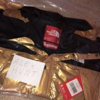 Supreme x North face Metallic Parka | Image 1