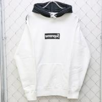 14SS COMME DES GARCONS SHIRT Box Logo Pullover b01515 | Image 1