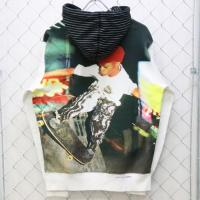 14SS COMME DES GARCONS SHIRT Box Logo Pullover b01515 | Image 2