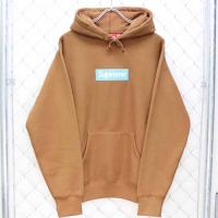17AW Box Logo Hooded Sweatshirt b09132 | Image 1