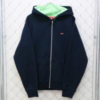 Contrast Zip Up Hooded Sweatshirt b10830 | Image 1