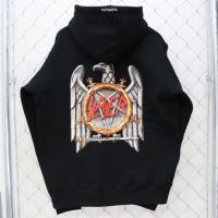 16AW Slayer Eagle Hooded Sweatshirt b10878 | Image 2
