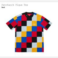 Supreme Patchwork Square Tee | Image 1