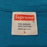 2018 Supreme Guts Tee Bright Blue | Image 3