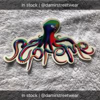 Supreme Tentacles Sticker | Image 1