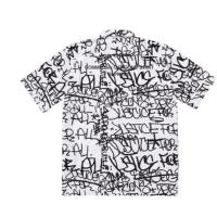 Supreme Comme Des Garcons Shirt Graphic SS Shirt white Large FW18 CDG In Hand | Image 2